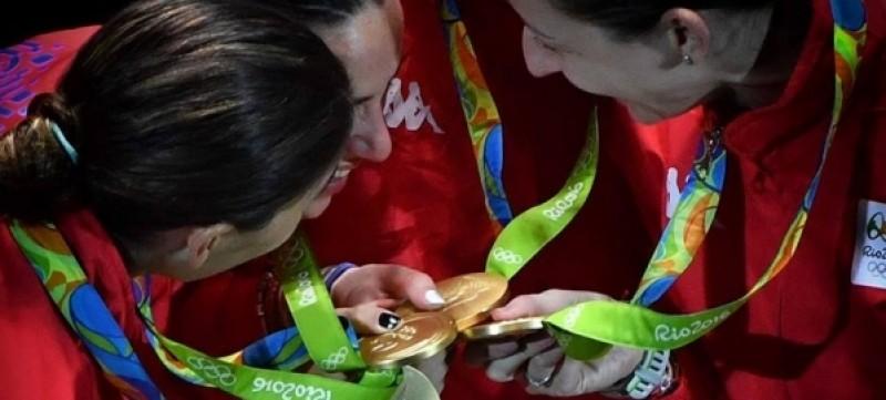 Era de aşteptat să se întâmple: Aur olimpic la spadă, câştigat de... Rromânia!