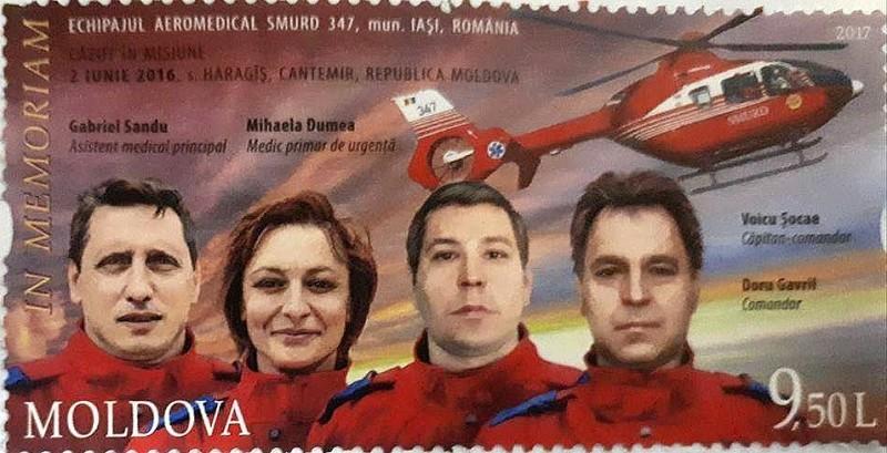 Eroii botoșăneni, cinstiți în Republica Moldova!
