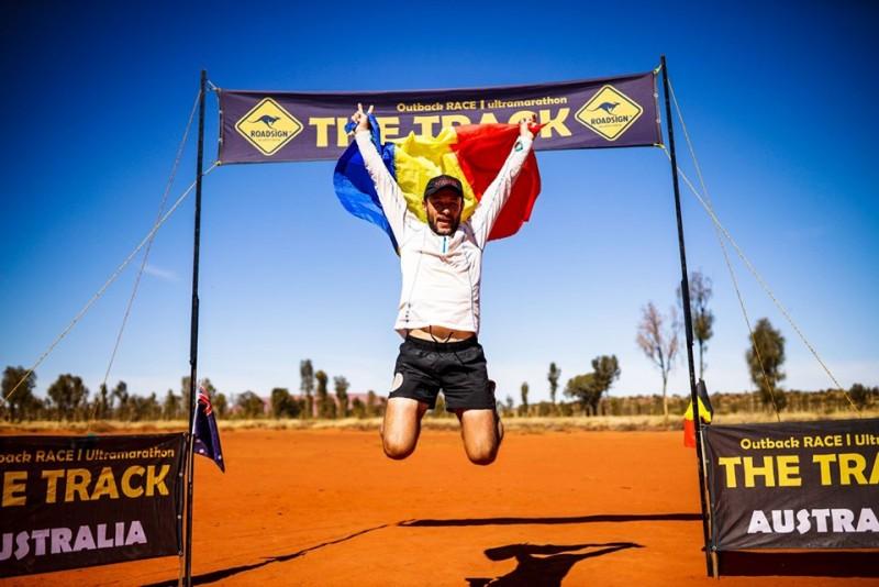 Este oficial: Iulian Rotariu câștigă detașat Ultramaratonul din Australia și stabilește un NOU RECORD!