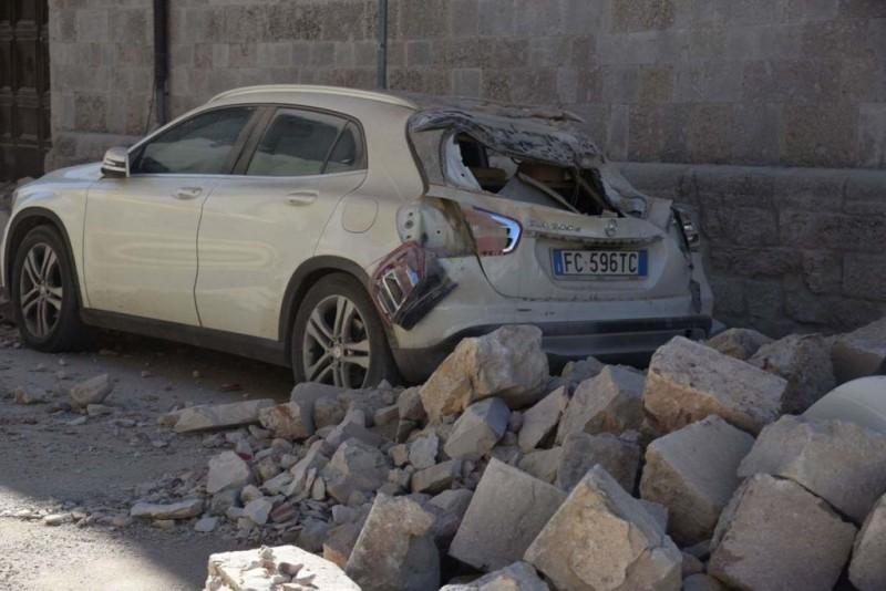 Ești protejat în mașină în cazul unui cutremur? Iată cinci sfaturi de care să ții cont!