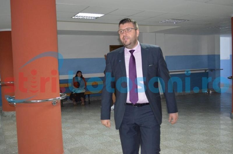 Eugen Ţurcanu ar putea fi suspendat, din nou, din funcţia de director al DSPSA! Vezi de ce!