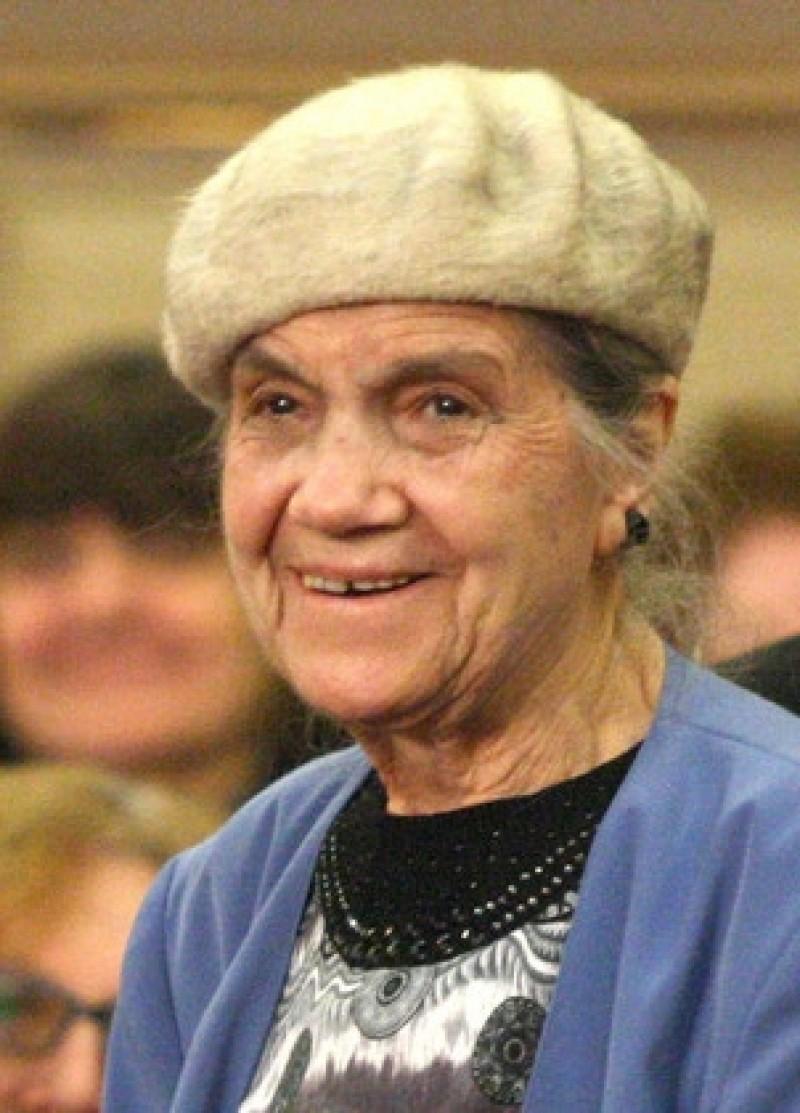 Eugenia Bosînceanu împlinește 93 de ani. LA MULȚI ANI!