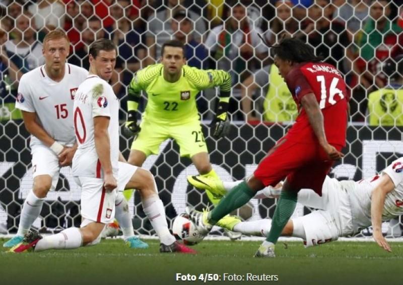 EURO 2016: Portugalia e prima semifinalistă, după ce a eliminat Polonia la 11 metri!