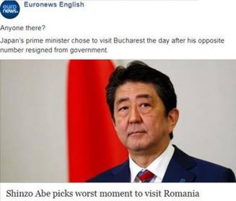 """Euronews ironizeaza criza din Romania: """"Este cineva acolo?"""""""
