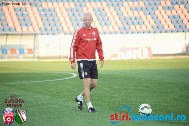 """EUROPA LEAGUE! Henning Berg: """"Avem tot respectul pentru FC Botoşani"""""""