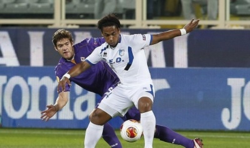 Europa League: Pandurii, invinsa in prelungiri de Fiorentina! EURO-gol marcat de Eric - VIDEO
