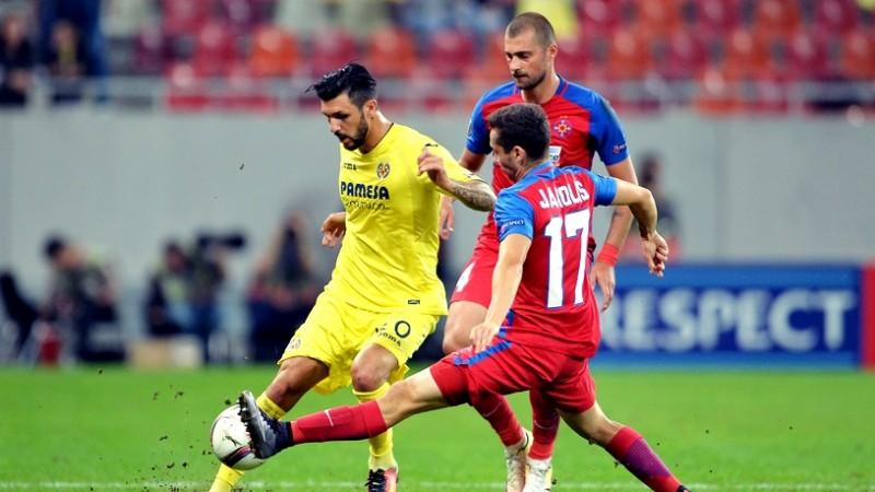 EUROPA LEAGUE: Steaua pierde în Spania și ratează calificarea în primăvara europeană la un gol