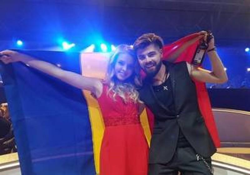 EUROVISION 2017: Portugalia câștigă! Romania încheie pe locul 7! VIDEO