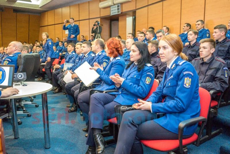 Evaluarea activității și rezultatele obținute de Inspectoratul de Jandarmi Județean Botoșani în anul 2018