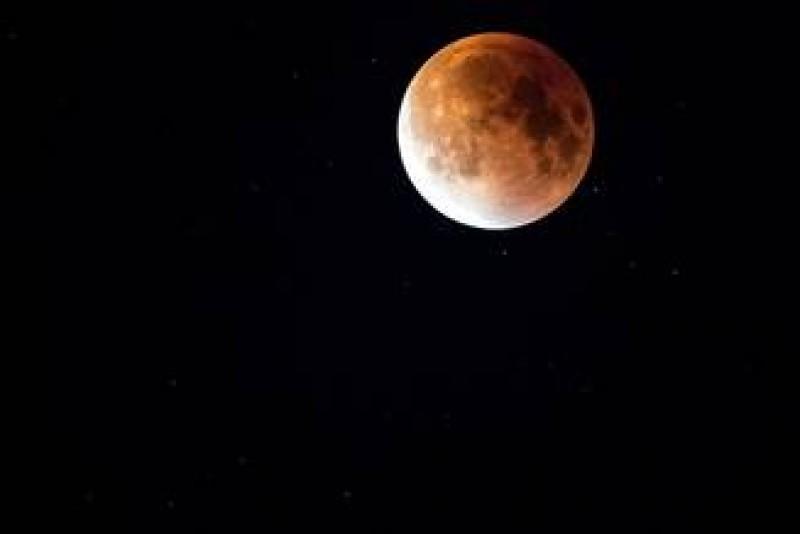 Eveniment astronomic rar: Super Luna albastra sangerie din 31 ianuarie