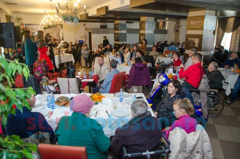 Eveniment dedicat persoanelor cu nevoi speciale
