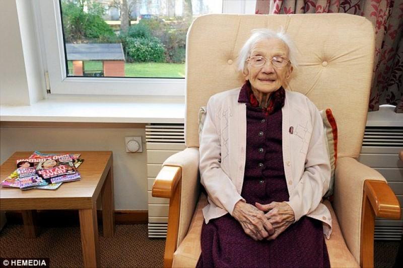 Evitarea bărbaților, secretul longevității dezvăluit de o femeie în vârstă de 109 ani