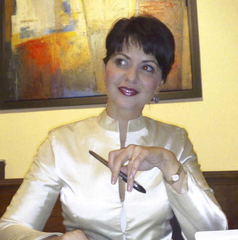 EXCLUSIV pentru STIRI BOTOSANI: Mihaela IOANOVICI COGALNICEANU, diplomat al Romaniei la Madrid, in sprijinul botosanenilor!