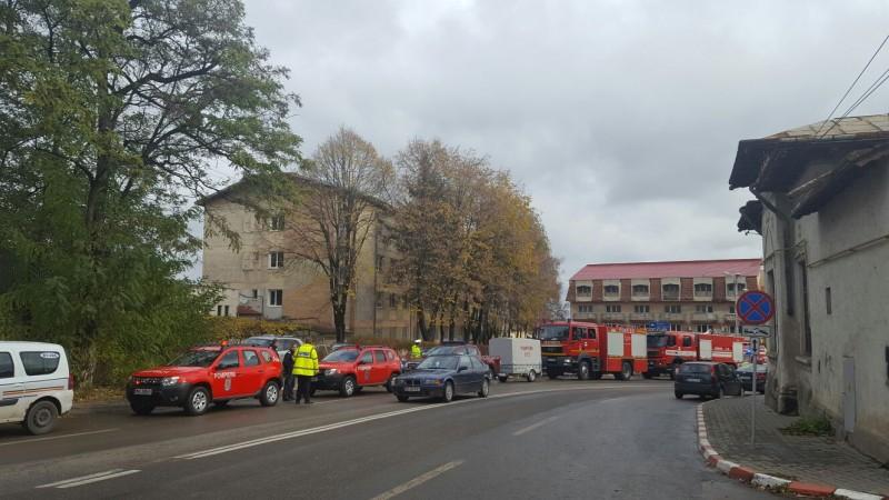 Exercițiu de amploare în toată țara! Zeci de autospeciale ISU Botoșani vor pleca de urgență la Iași! GALERIE FOTO