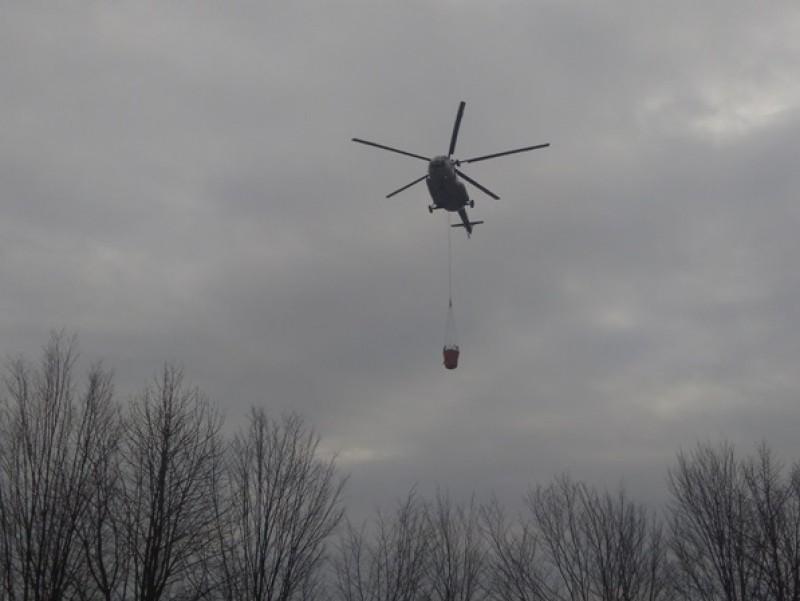Intervenţie a salvatorilor botoșăneni la simularea unui accident aviatic -FOTO