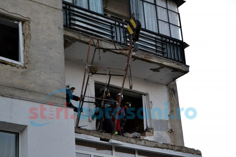 Proiectare întârziată la blocul afectat de explozia de pe Primăverii