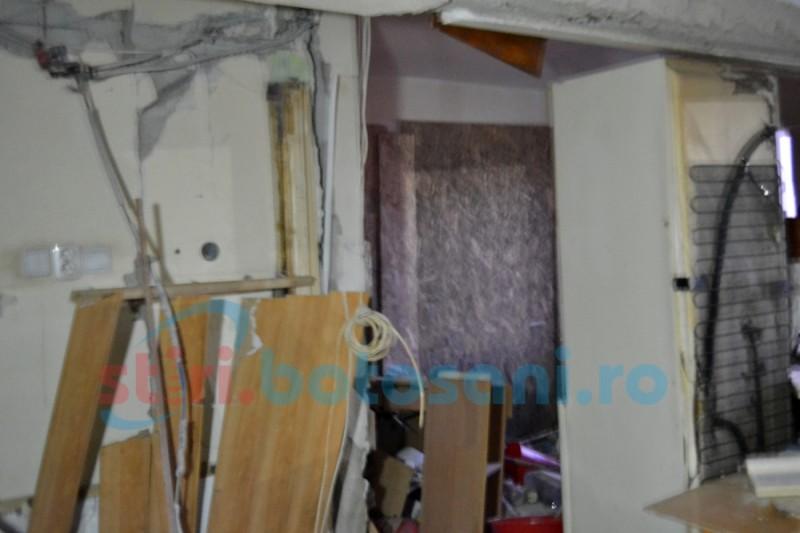 Locuinţă cerută de o familie afectată de explozia de pe Primăverii