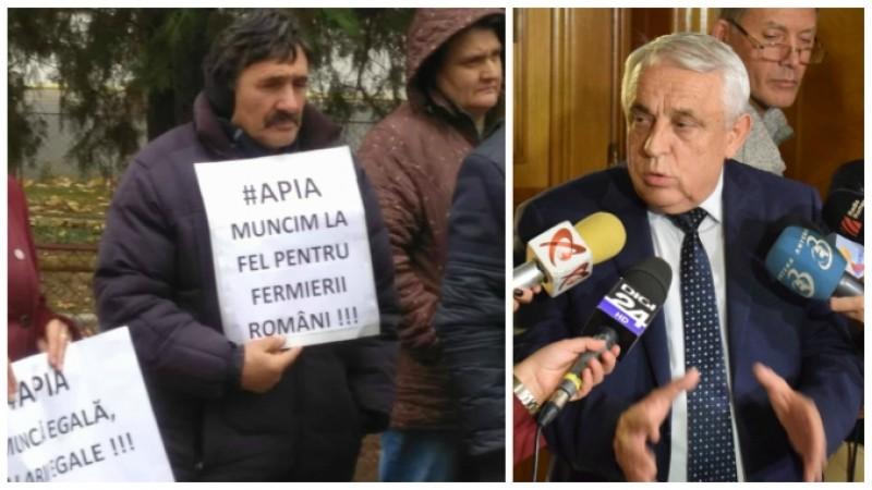 EXPLOZIV! Ministrul Petre Daea ia în calcul desființarea APIA!