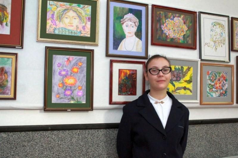 Expoziţie de pictură în Anul Centenarului la Seminarul Teologic din Dorohoi