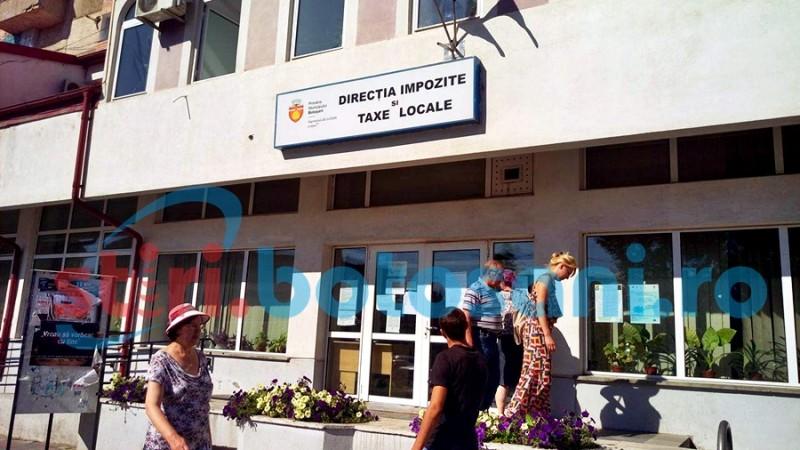 Facilități fiscale pentru botoșănenii care înregistrează datorii la bugetul local