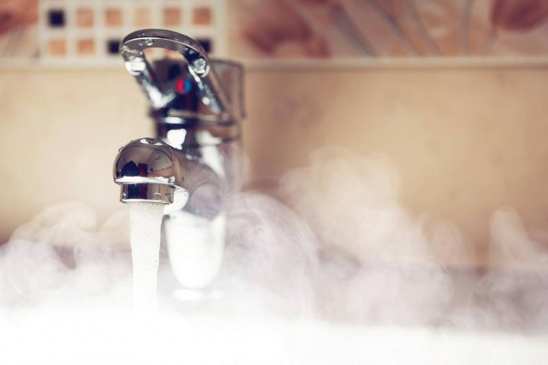 Fără apă caldă în această după-amiază!