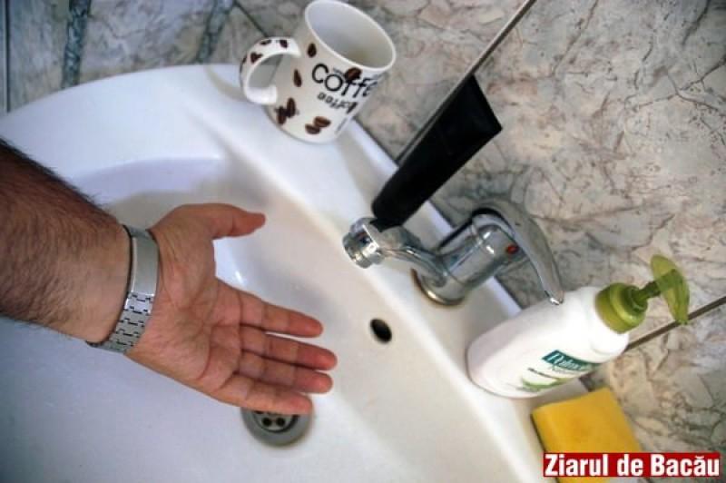 Fără apă în municipiul Botoşani!