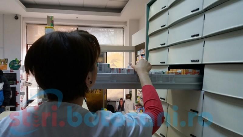 Farmaciile deschise la Botoșani, de sărbători!