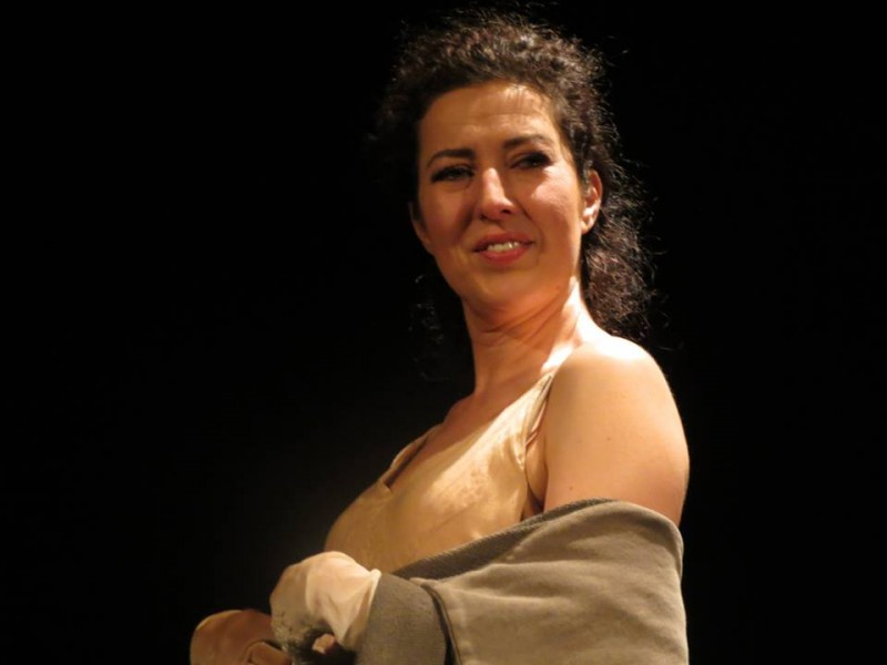 """Fata din Curcubeu revine la Teatrul """"Vasilache"""""""