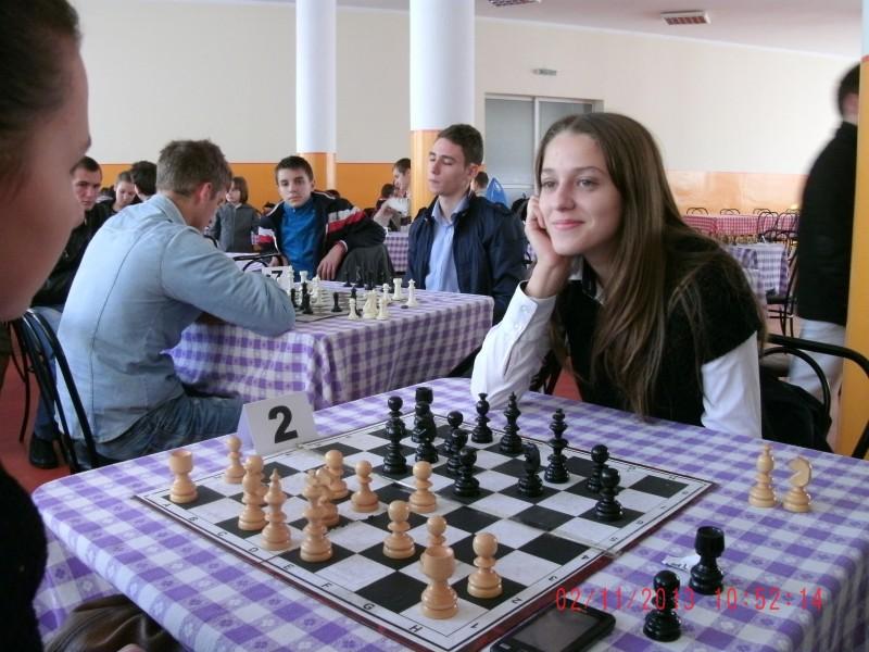 Faza municipală de Șah a Olimpiadei Naționale a Sportului Școlar. Vezi câștigătorii