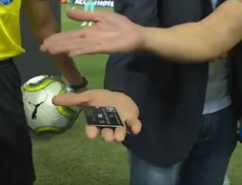 Faza zilei in fotbalul mondial: Card bancar, folosit pentru alegerea terenurilor