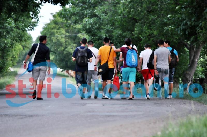 FAZA ZILEI: Jucatorii de la CS Rachiti s-au intors de la Roma pe jos! Vezi de ce - FOTO