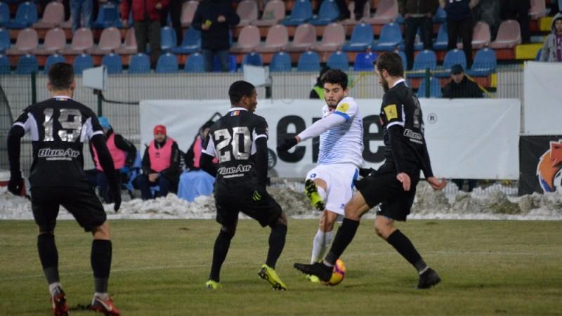 FC Botoşani 1-2 Poli Iaşi. Elevii lui Flavius Stoican triumfă în derby-ul Moldovei după ce au fost conduşi