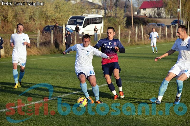 FC Botosani a castigat amicalul cu Miroslava! GALERIE FOTO
