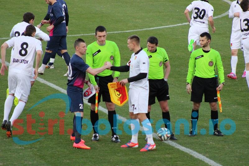 FC Botoşani a castigat primul meci amical din Antalya! FOTO