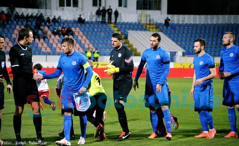 FC Botosani a cazut pe locul 3, dupa victoria celor de la CSM Poli Iasi! CLASAMENT