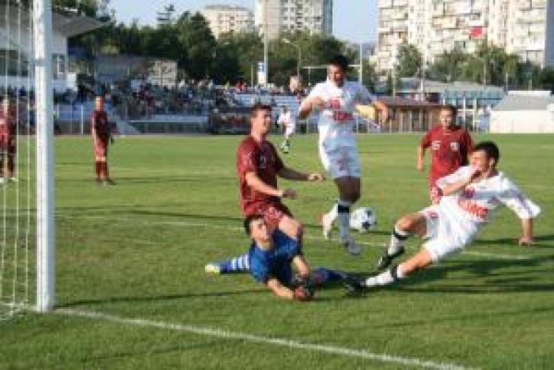 FC Botosani a eliminat echipa Rapid CFR Suceava din Cupa Romaniei