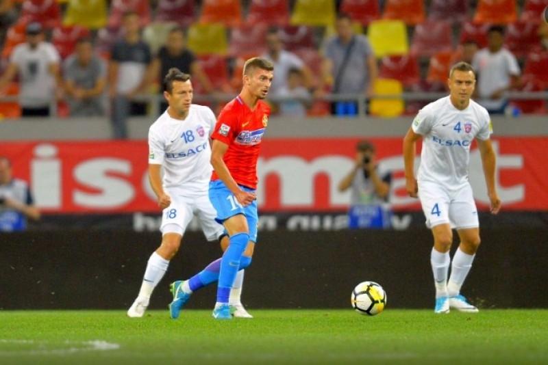 FC Botosani a fost invinsa de FCSB si ramane cu 16 puncte in clasament