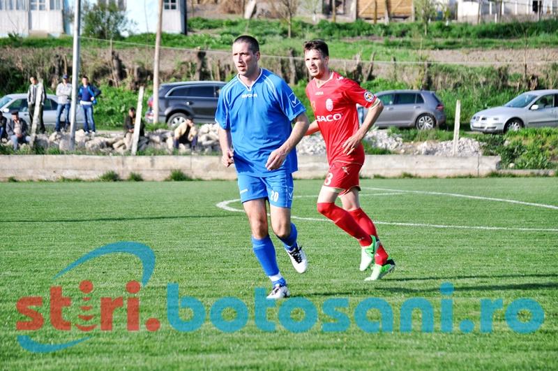 FC Botosani a invins cu 1-0 o echipa de Liga a IV-a din Botosani. Puri a ajuns la spital - FOTO