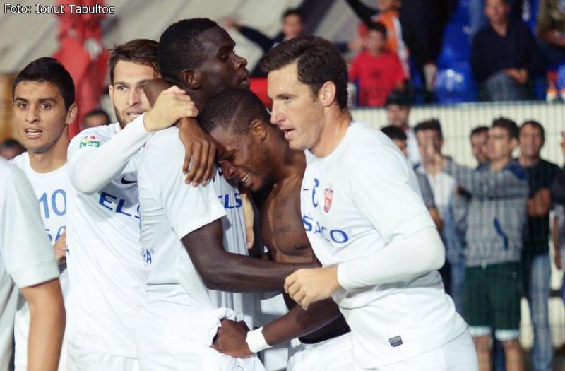 FC Botosani a invins cu 3-0 pe Cetatea Targu Neamt! Vezi marcatorii!