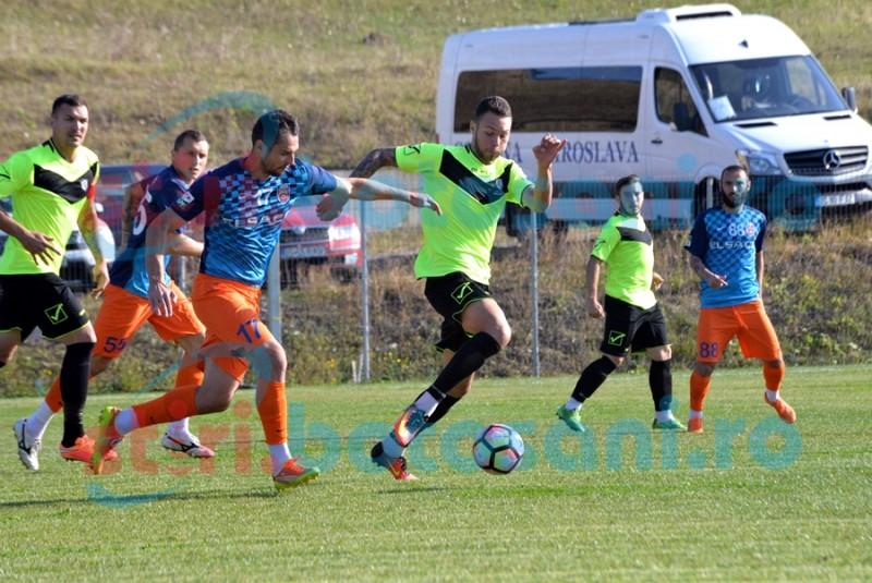 FC Botosani a invins cu 3-1 pe Stiinta Miroslava! Dimitrov a revenit pe teren! FOTO