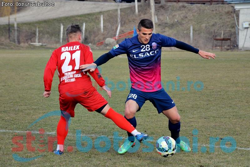 FC Botosani a invins cu 4-0 pe Rapid CFR Suceava! GALERIE FOTO, VIDEO