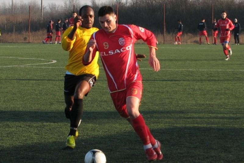 FC Botosani a invins cu 5-1 o echipa din Liga a IV-a