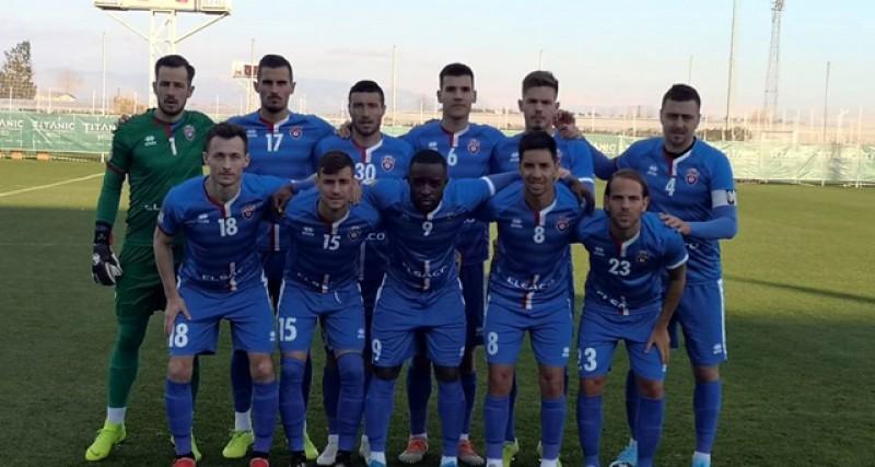 FC Botoșani a învins cu scorul de 3-1 pe FC Akhmat Groznîi în meciul de pregătire din Antalya