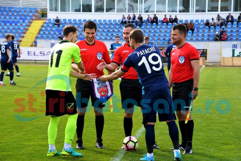 FC Botosani a invins din nou pe Miroslava cu goluri marcate in prima repriza! FOTO