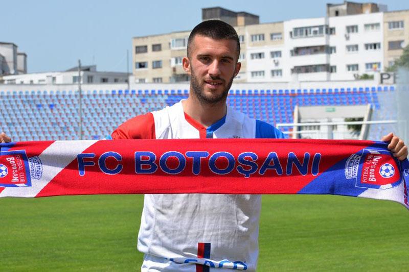 FC Botoșani a mai bifat un transfer! Petar Petcoski vine sub comanda lui Marius Croitoru