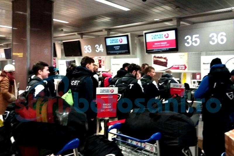 FC Botoșani a plecat în Antalya, însă Kuku a rămas în București! Buș a semnat și el cu botoșănenii! FOTO