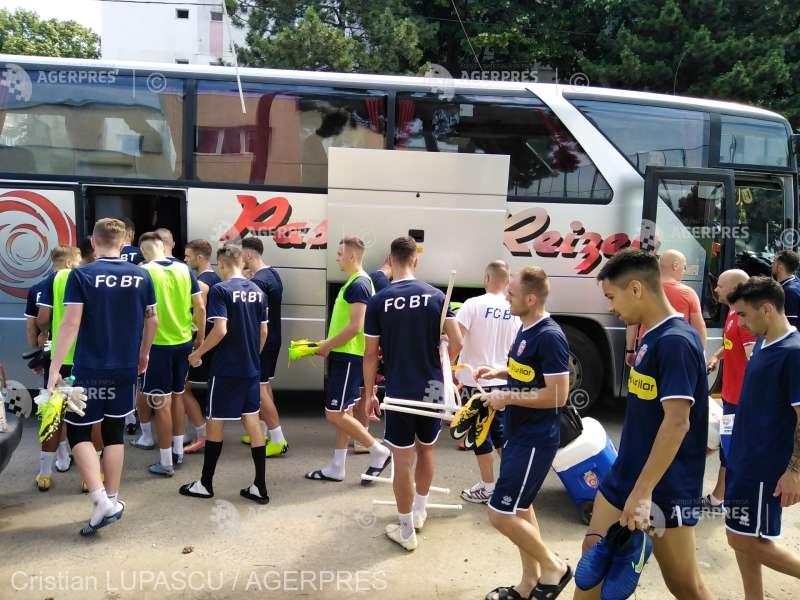 FC Botoşani a plecat în cantonament montan în Austria