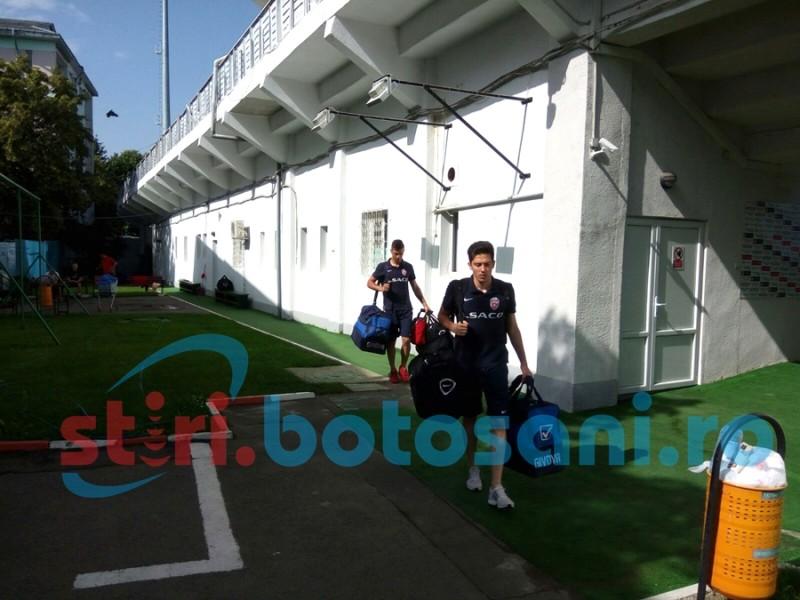 FC Botosani a plecat in primul cantonament! Vezi lotul de jucatori! FOTO