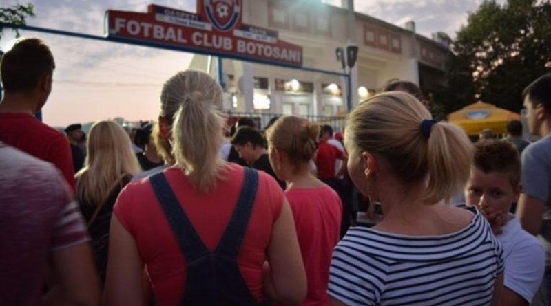 FC Botosani a pus in vanzare biletele pentru derby-ul Moldovei, cu Poli Iasi! GRATIS pentru copii!