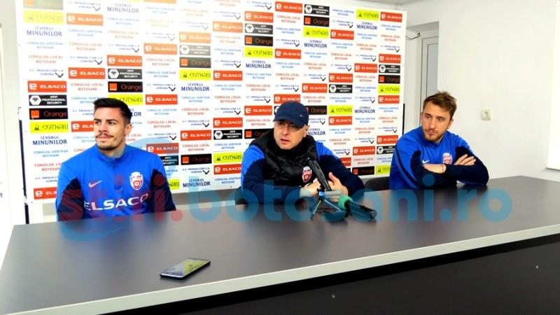 """FC Botoșani a reacționat dur la aflarea deciziei Comisiei de Disciplină, în cazul Golofca: """"Dacă era alta echipă ajungeau să-și ceară scuze pentru ca l-au suspendat pe jucator"""""""